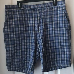 Men's size 36 Tehama Cotton Plaid Shorts